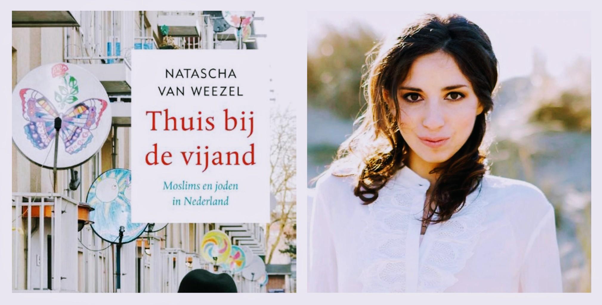 Literair vragenvuur met Natascha van Weezel