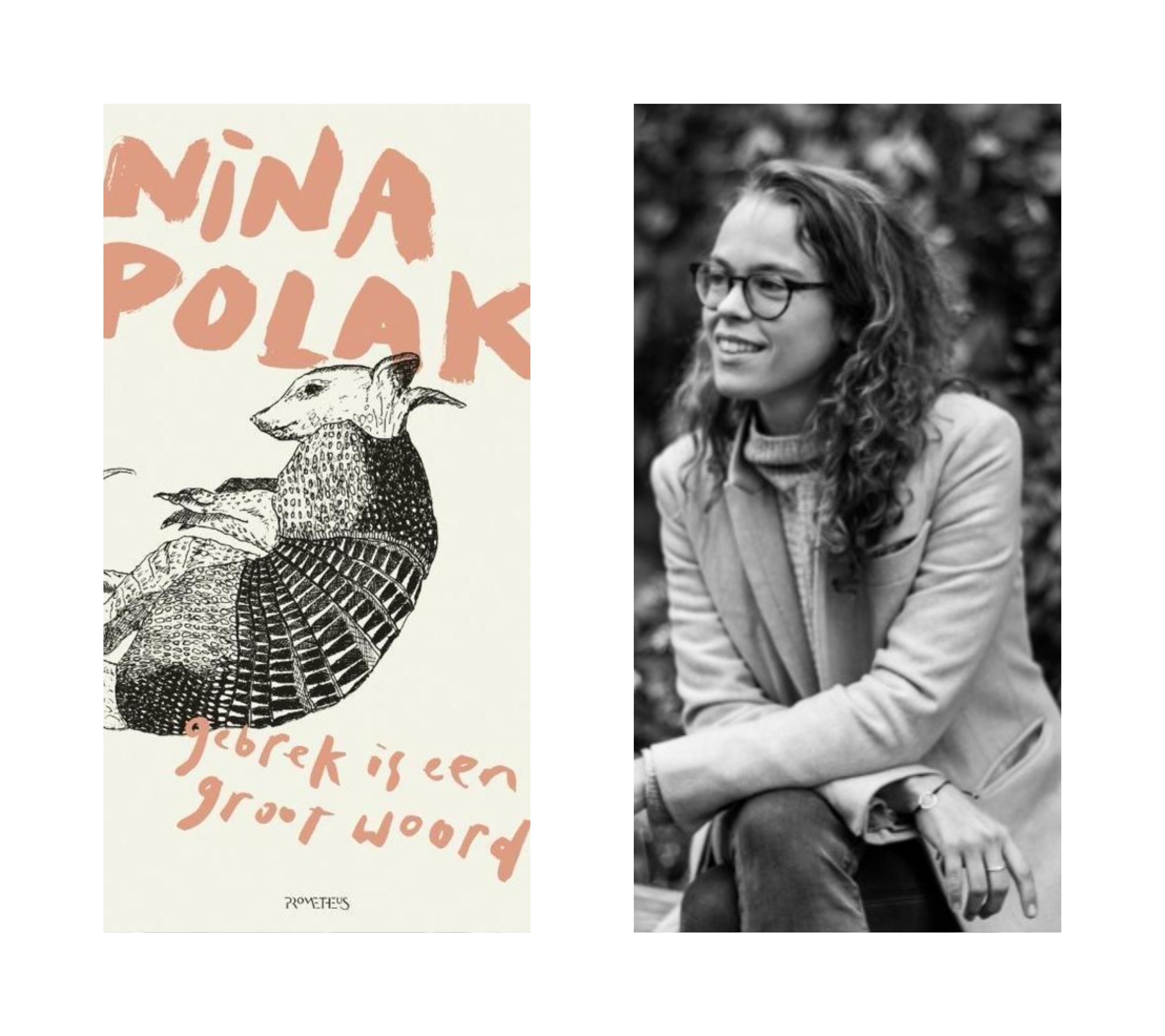 Goed Gesprek met Nina Polak over 'Gebrek is een groot woord'