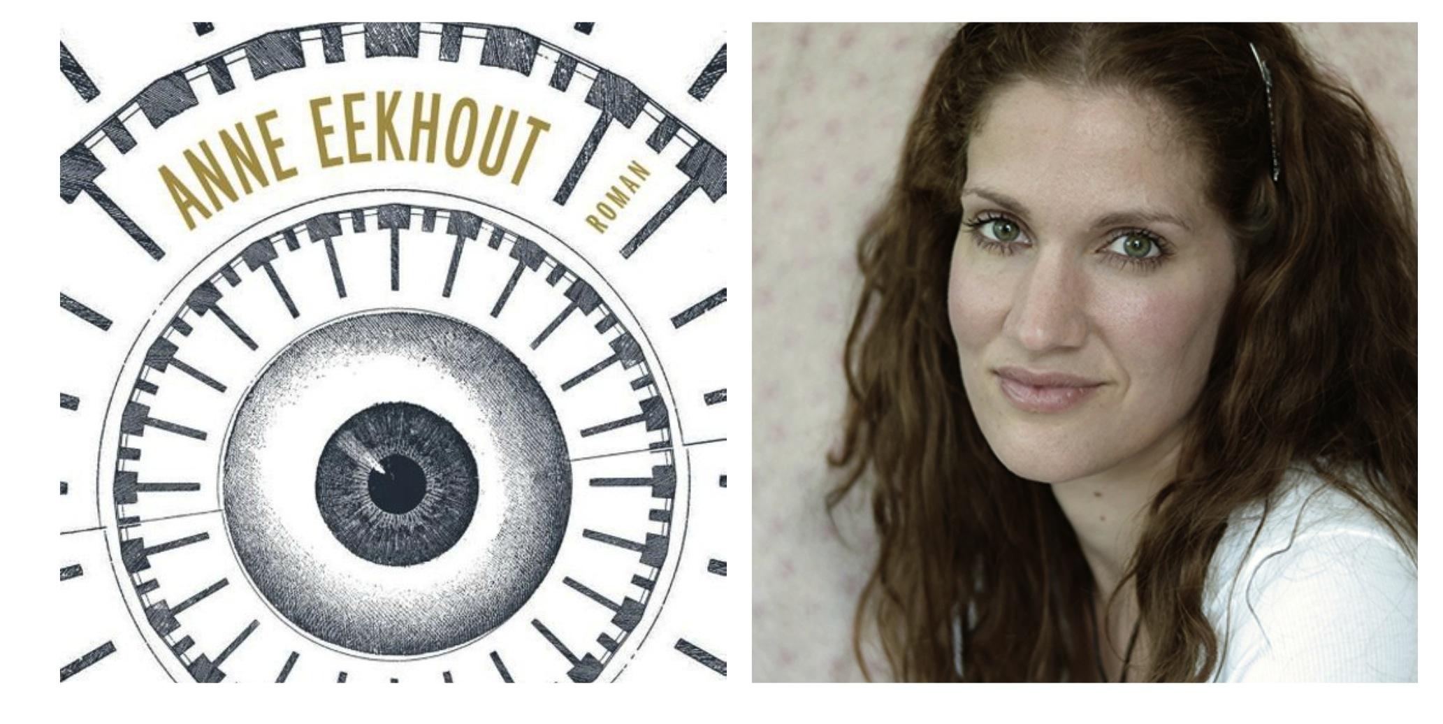 Literair vragenvuur met Anne Eekhout