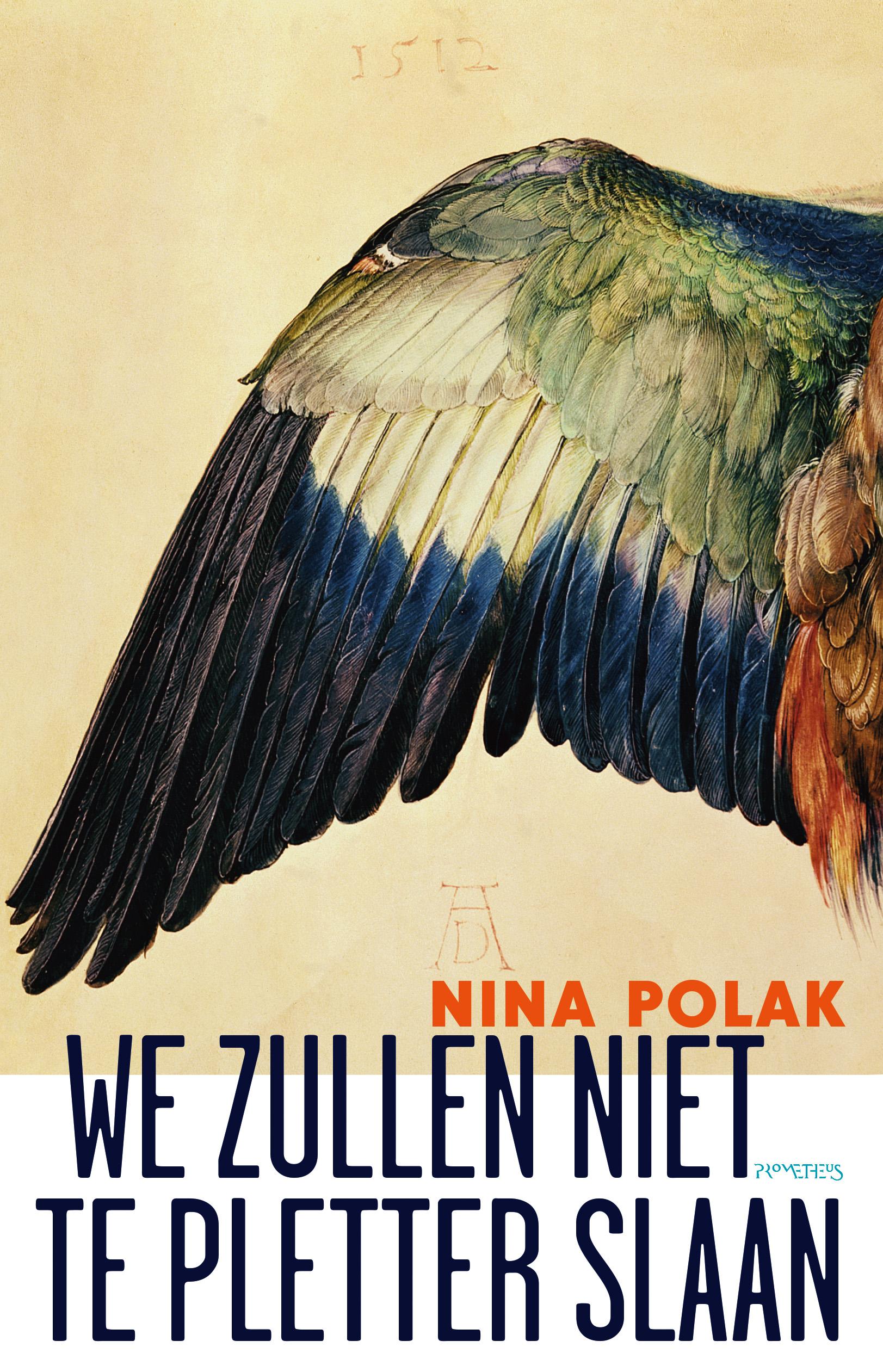 Nina Polak – We zullen niet te pletter slaan (essay)