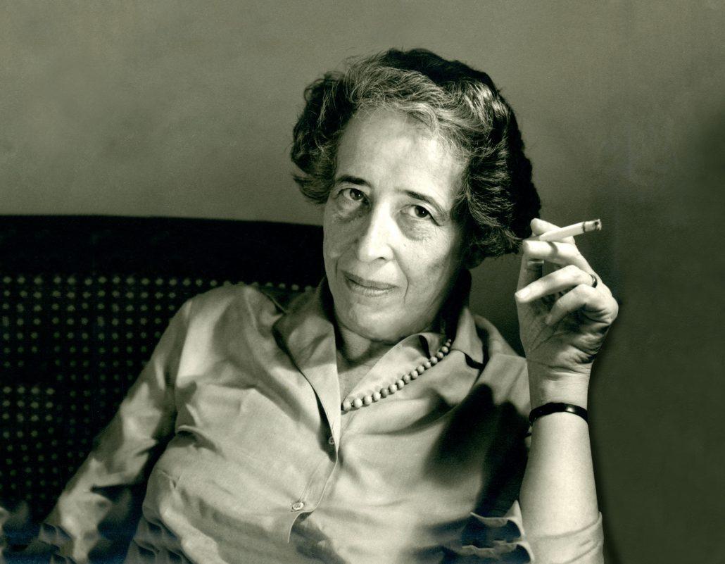 De Hannah Arendt leesclub